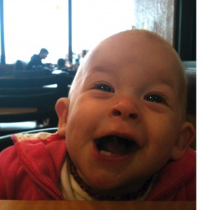 """No Need to Google """"Exorcism"""": Signs your baby may be teething"""