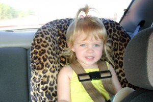 When to Turn the Car Seat