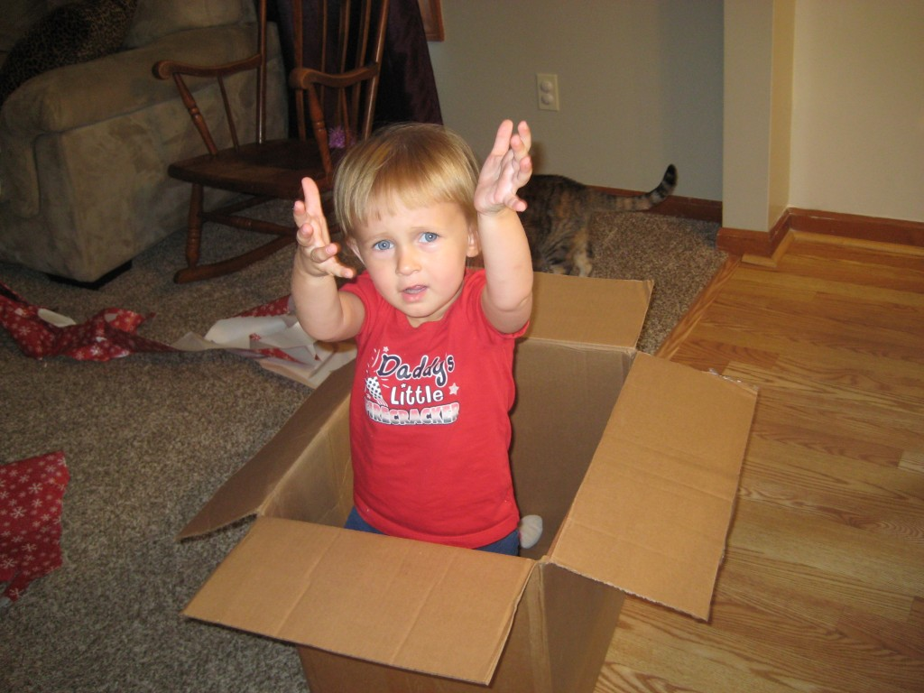 Communication Frustrations with Toddlers
