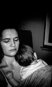 Surviving a Baby who Doesn't Sleep