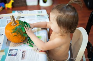 Pumpkin Ideas for Baby