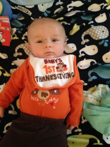 How to Keep Your Baby on a Schedule When You Go Home for the Holidays